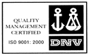 DNV ISO 9001-200